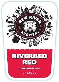 New River Brewery Riverbed Red